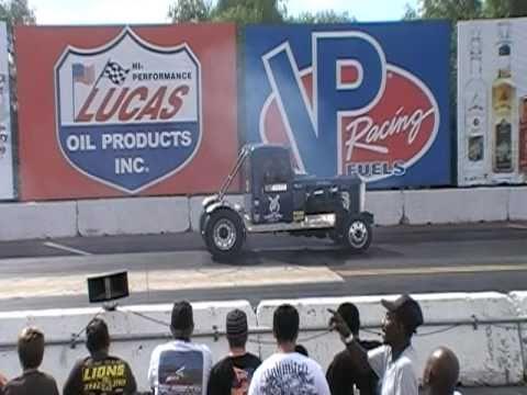 Cummins VS. Detroit Diesel Truckin' For Kids 2010