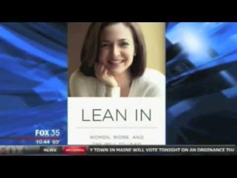 Dallas Women Issues Counselor | Lean In Facebook Sheryl Sandberg Fox 35 News Video