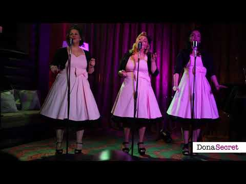 The Swing Girls van oferir un apoteòsic concert a l'Hotel Hermitage de Soldeu