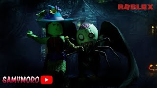 Roblox Halloween Event 2018 - Get first Prize the Tomb