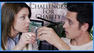 Dating For A Day • Sawyer & Grace Heilbig • Challenges For Charity