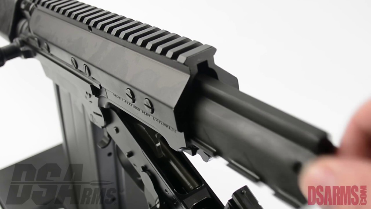 Installing your DSArms Extreme Duty FAL Scope Mount