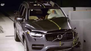 Volvo XC90 Vs Audi Q7 - KAZA TESTİ