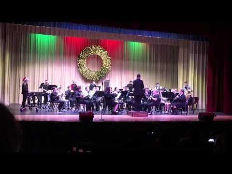 Garrett High School 2019 Christmas Concert