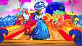 Sand in My Sandwich Princess Katie & Racer Steve Kids Songs Music Cartoon