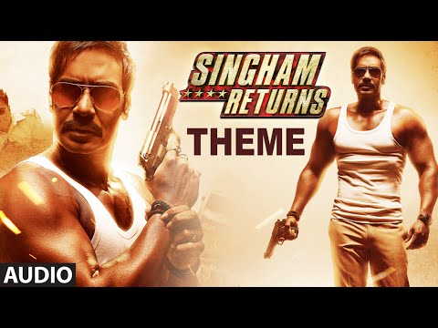 Singham Returns Theme by Meet Bros Anjjan feat. Mika Singh