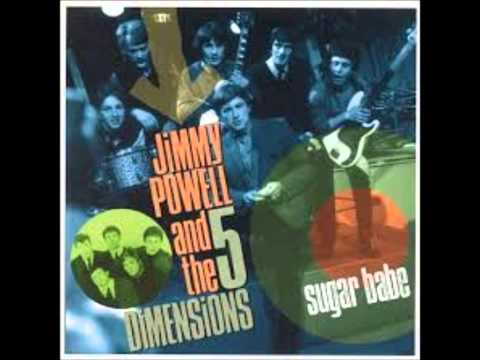 Jimmy Powell And The 5 Dimensions Sugar Babe