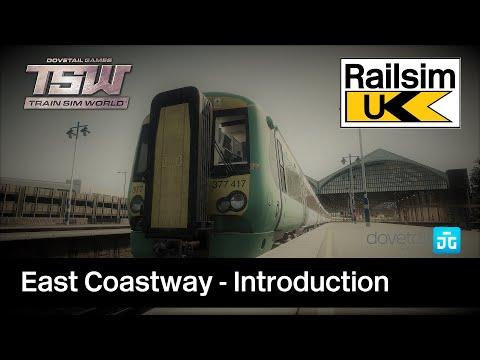 Train Sim World - East Coastway - Introduction |