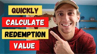 Award Travel Basics: QUICK Cent Per Point Value Calculations #shorts