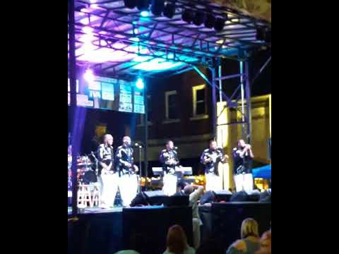 TEMPTATIONS REVIEW WIT THEO PEOPLES SHEFFIELD STREET PARTY Mp3