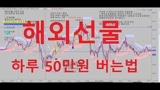 [제임스 해외선물] 크루드오일 하루 50만원 무조건 수…