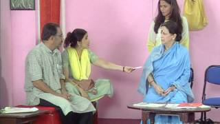 Superhit Marathi Stage Play - Lagna - 3/13