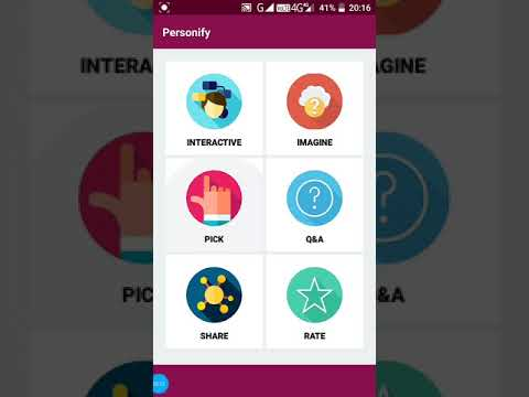Personify Personality Test Apps Bei Google Play