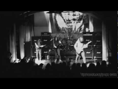 Pestilence - Death - LIVE - Oakland, CA - Full Show - 10.04.90