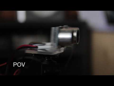 Final Video  - Ultrasonic Sensor Interactive Devices