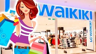 Модные вещички LC Waikiki, Koton. Мои покупки детской одежды, влог, обзор, цены, качество.