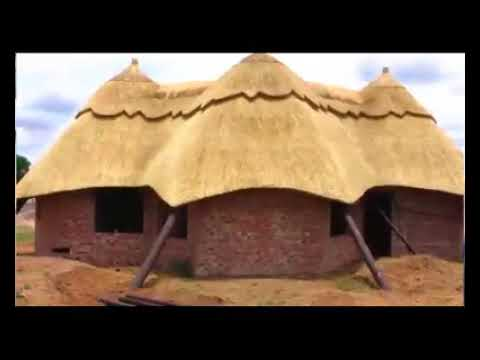 Thatching specialists! Wonders of Africa thatching services! whatsap +263735148079/