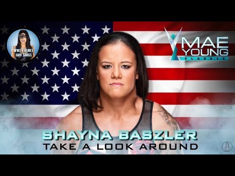 Shayna Baszler - Take A Look Around (Official WWE MYC Theme)