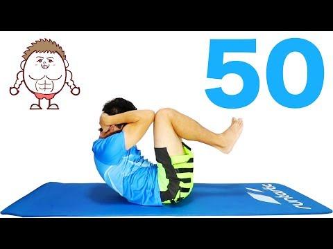 【腹筋】シックスパックトレーニング50選