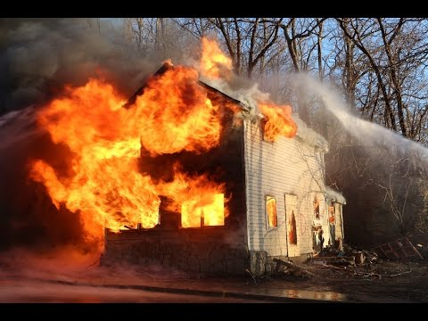 House Fire - Hudson, Wisconsin - April 11, 2016