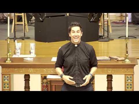Fourth Sunday of Lent// Episcopal Sermon