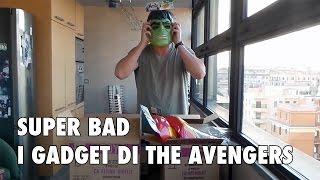 Super Bad: i gadget di The Avengers per la proiezione di venerdì 31 luglio a Roma