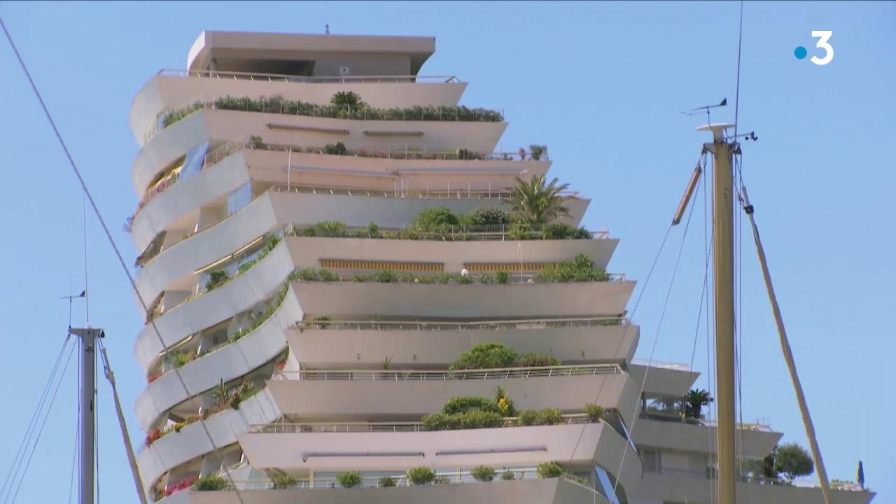documentaire marina baie des anges, un rêve sur la mer - extrait