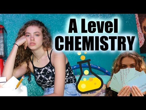 HONEST Experience of A Level Chemistry 2017: Should you Take it? // Sixth Form Advice
