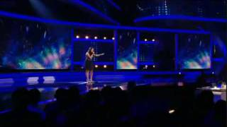 """The X Factor - Week 2 Act 5 - Laura White &quotYou Are Not Alone"""""""