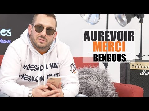 BENGOUS - Aurevoir Merci