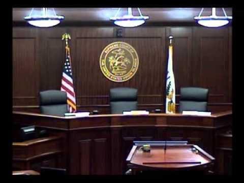 Courtroom Test