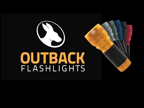 Outback Flashlights ~ 1 minute Promo