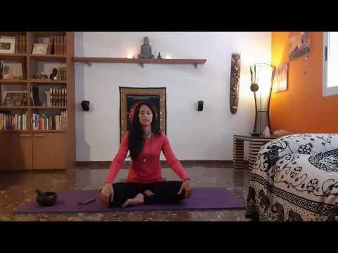 4 Clase De Yoga Integral Laya Yoga Youtube