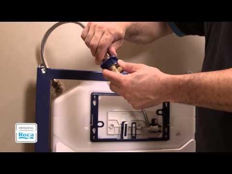 Duplo WC Compact - Installation | Roca