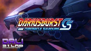 DARIUSBURST Chronicle Saviours PC UltraHD 4K Gameplay 60fps 2160p