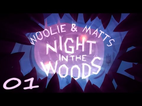 Best Friends Play Night in the Woods (Part 01)