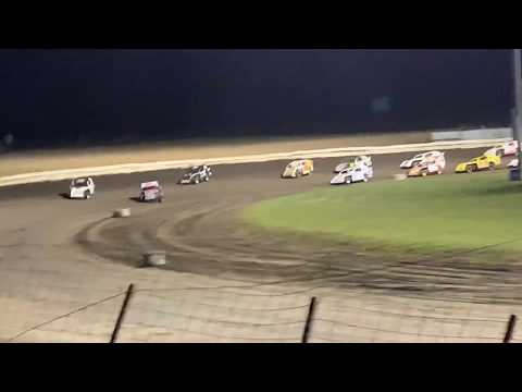 Lee County Speedway Shiverfest Sport Mod Feature part 3 11-3-19