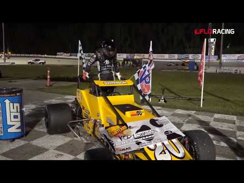 USAC Silver Crown Series Highlights (Madison, Wisconsin)