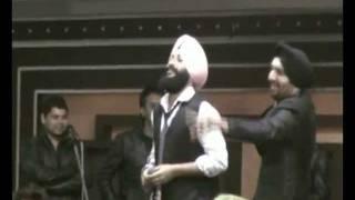deep singh live show song ( gaddi )