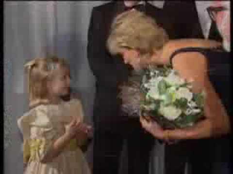 Princess Diana-You raise me up!