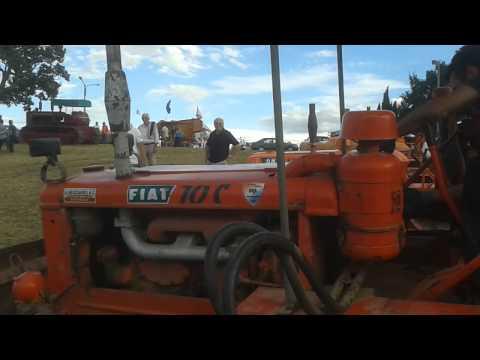 Castellaro 2014 - Fiat 70 C avviamento