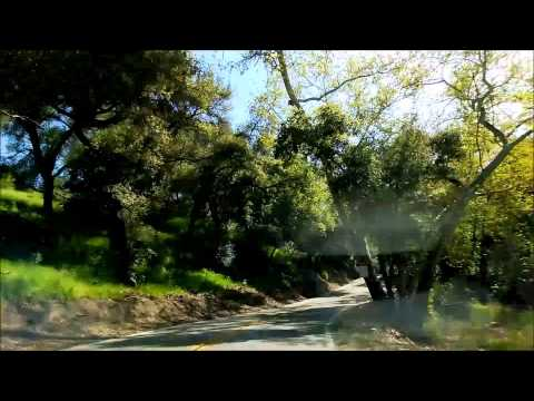 Drive Through Western Temecula/Northern Fallbrook, California, Part 2