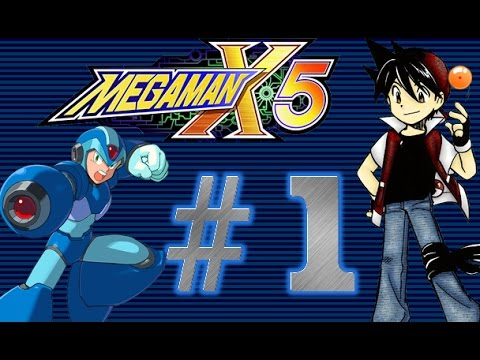Let's Play Mega Man X5 - Parte 1 - Eurasia City