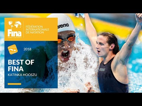 Katinka Hosszu - The ultimate no.1 in Swimming |Best of FINA