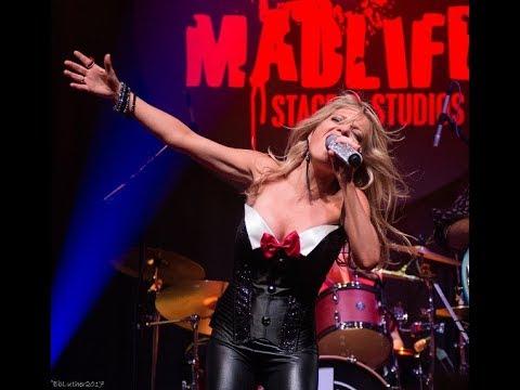 Libro Musica Live! Angela Reign at MadLife