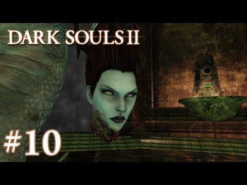 DARK SOULS II :: หลุมชาเขียวเคี้ยวคอลลาเจ้ล Part 10