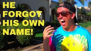 HOW TO make anyone FORGET their NAME in 17 SECS..!! (Rapid Hypnosis)