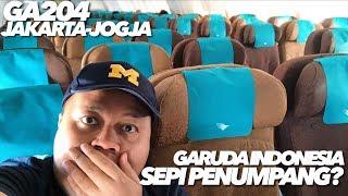 Gambar cover Garuda Indonesia GA204 Jakarta-Jogja: Sepi Tapi Tetap Nyaman dan Ngangenin!