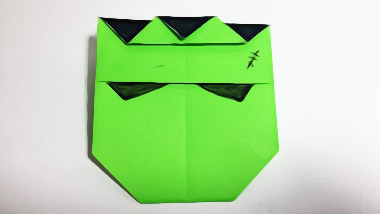 Frankenstein origami tutorial halloween origami youtube frankenstein origami tutorial halloween origami jeuxipadfo Gallery