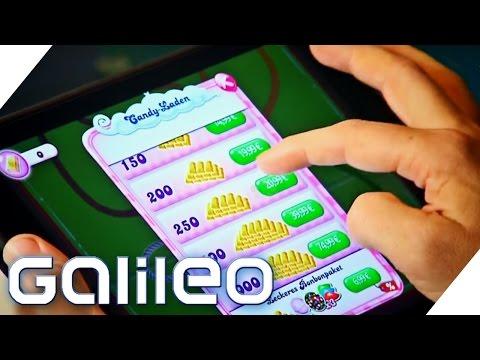 Candy Crush - Woher kommt eines der erfolgreichsten Games? | Galileo | ProSieben